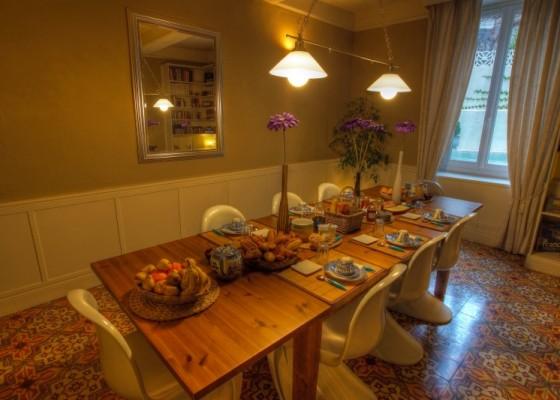 chambre d'hôtes de charme Montagnac Pézenas