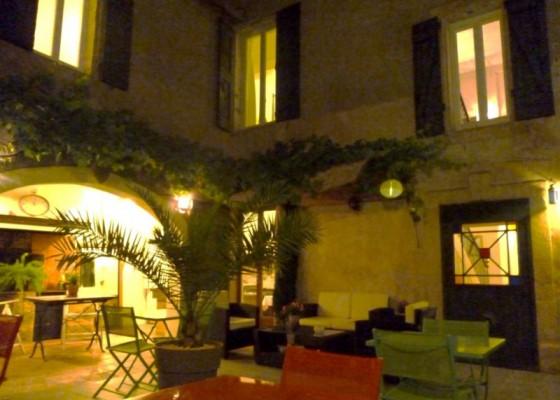 La Belle Vigneronne chambre maison hôtes