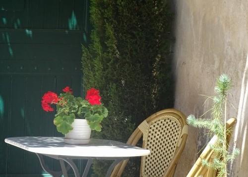La Belle Vigneronne chambre maison hôtes Hérault