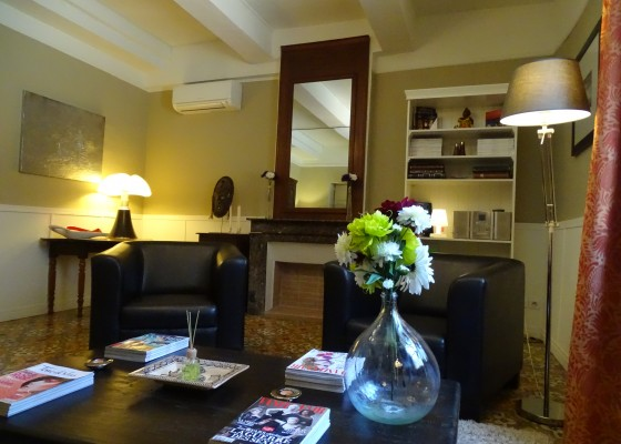 chambres d'hôtes de charme Hérault dégustations de vin accueil